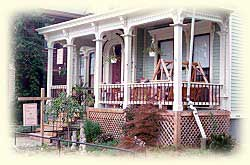 Hudson City B & B - a bed and breakfast inn hotel in Hudson Valley, New York - fine accommodations / lodging in Columbia County, NY